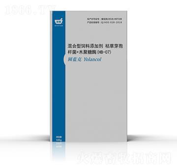 �A�{克-混合型�料添加�� 枯草芽孢�U菌+木聚糖酶(HB-07)