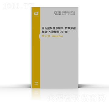 �S力多-混合型�料添加�� 枯草芽孢�U菌+木聚糖酶(HB-10)