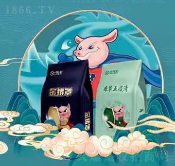 防疫通关套餐――金猪罩+本草五疫清